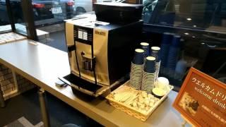 スマイルホテル小樽 本館・別館に 本格コーヒーメーカーを設置していま...