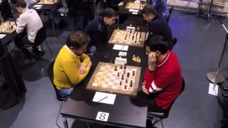 Aronian-Anand World Chess Blitz Championship Berlin 2015