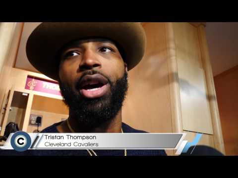 Locker room talk: Cavs players after Game 2 victory over the Raptors (videos)
