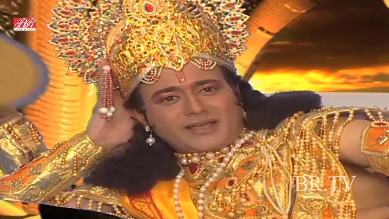 VISHNU VIDYA    बिच्छू की लाचारी    Part 57    VISHNUPURAN    Superhit Hindi Serial