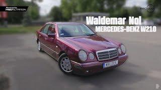 Czym jeździ Waldemar Nol? - Mercedes-Benz W210 - Seria Trec Gear (Zapytaj Trenera)