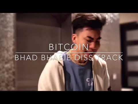 Bhad Bhabie Diss Track - Ricegum (Vevo) [Bitcoin Audio]