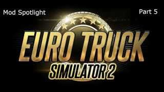 ETS 2 ModSpotlight Part 5 Volvo black 750hp Grill in Multiplayer
