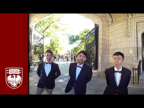 360° An A Cappella Welcome to UChicago