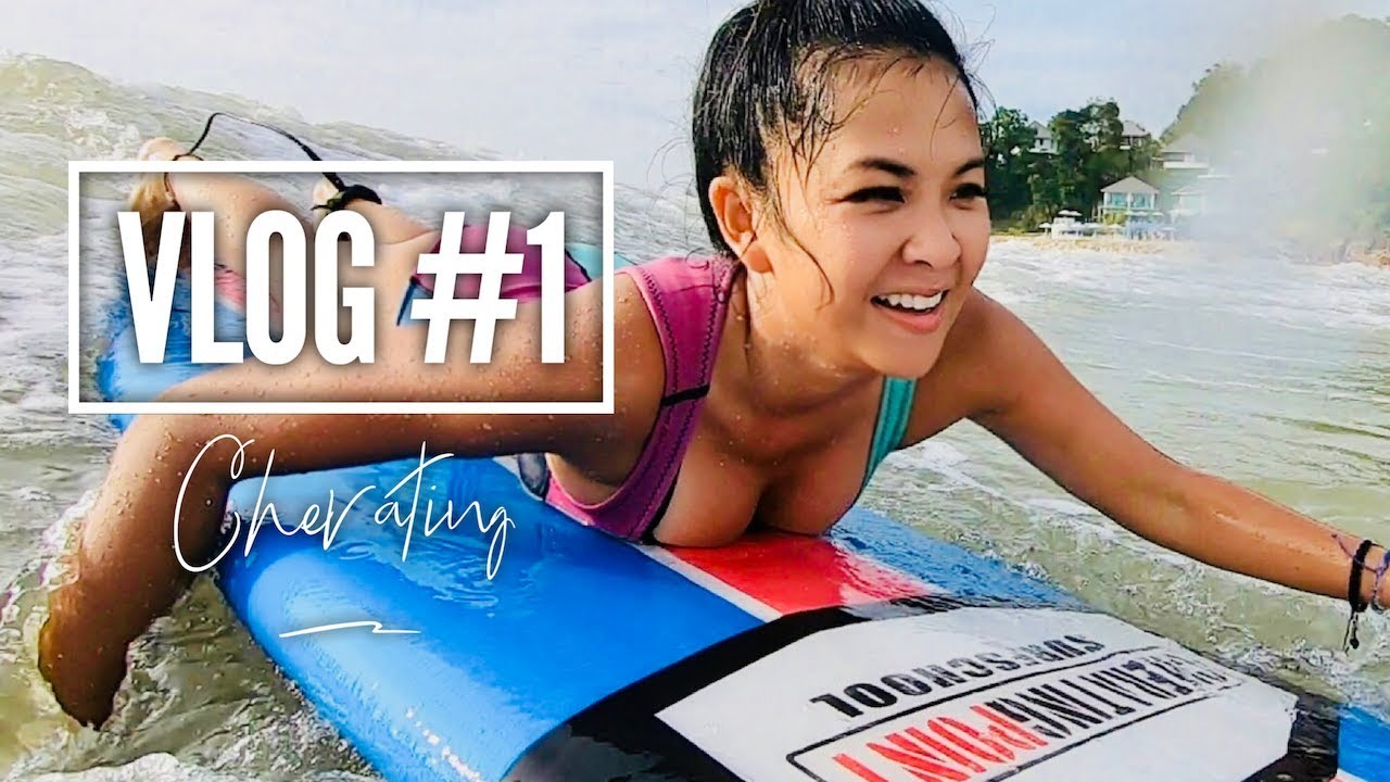 Download [VLOG#1] Learning to Surf in Cherating with Cherating Point Surf School