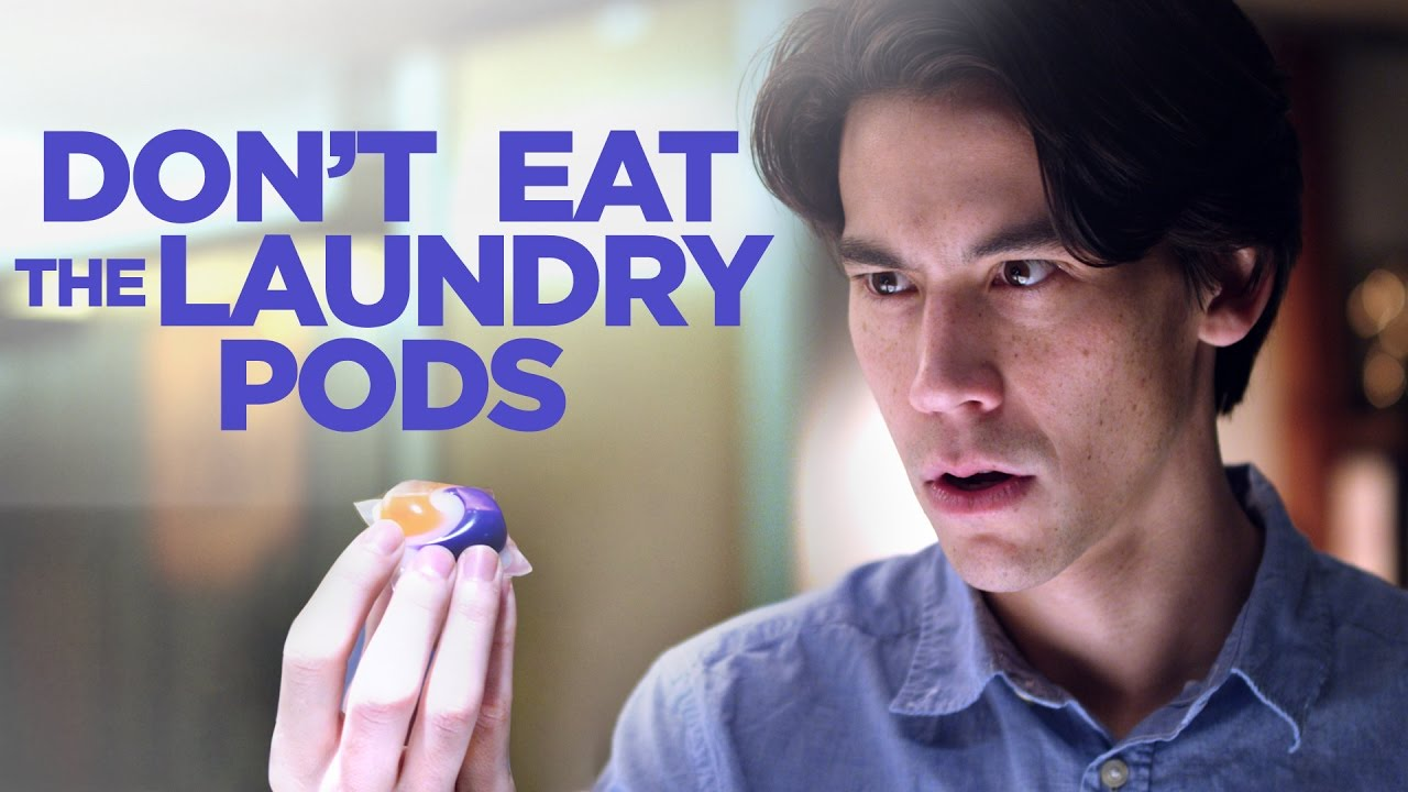 Dont Eat The Laundry Pods Seriously Theyre Poison