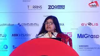 13th WES, Mumbai: Dr Archana Thakur, Joint Secretary, UGC