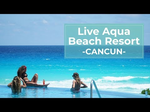 Live Aqua Beach Resort: An adult-only paradise | Cancun.com