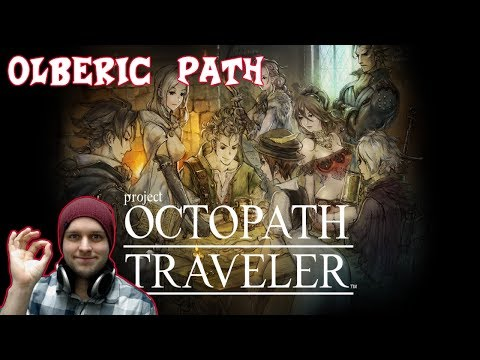 I'm Already In Love With This Old School RPG! - Project Octopath Traveler - Gameplay [Olberic Path]