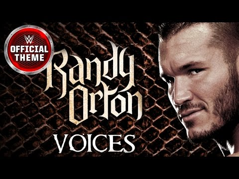 Randy Orton  Voices Entrance Theme feat Rev Theory