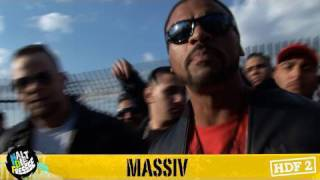 MASSIV FEAT. BEIRUT HALT DIE FRESSE 02 NR. 69 (OFFICIAL HD VERSION AGGROTV)