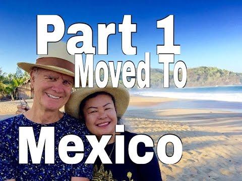 Part 1 Retiring in Ajijic , Living in Chapala ,Puerto Vallarta, Cancun, Mazatlan  Retire Early