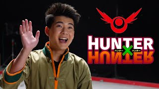 Hunter x Hunter - Gon Vs Hisoka BTS | RE:Anime
