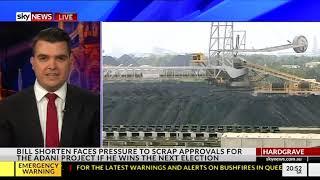 Mulholland: Scrapping Adani Won