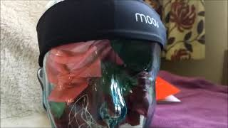 Moov HR Sweat Headband (No Commentary) - Full Unboxing