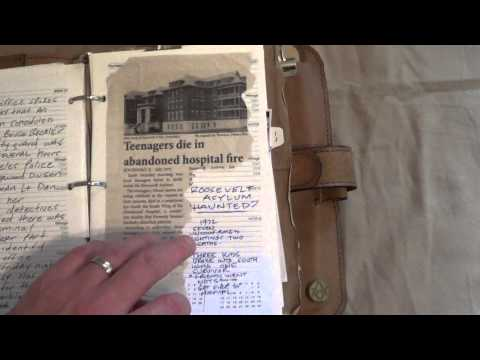 graphic about John Winchester Journal Pages Printable identify Supernatural Done Magazine - YouTube