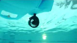 Motorized Water Lounge Chair