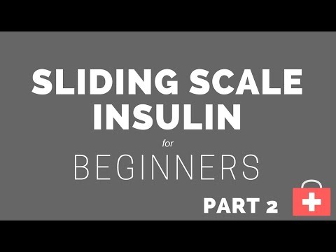 sliding-scale-insulin-basics---adjusting-insulin-dosage---part-2