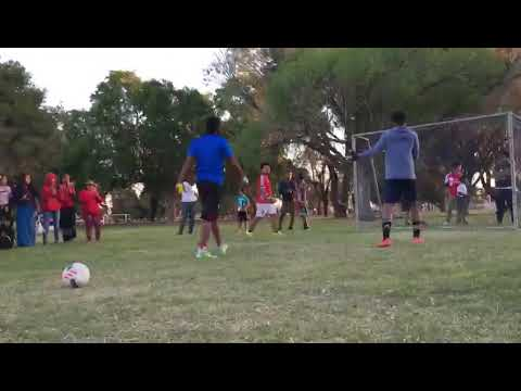 AZ Soccer Small Goal PK