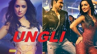 Shraddha Kapoor's 'Dance Basanti' item number in Ungli