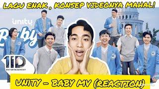 Download Standar Boy dan Girband Makin Tinggi! UN1TY - BABY MV Reaction