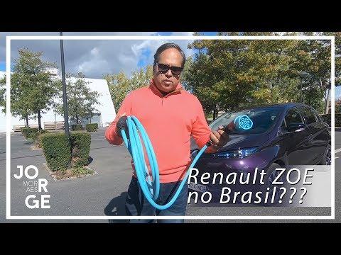 Carro Elétrico: Renault Zoe no Brasil? Quanto pode custar?