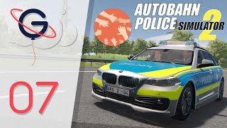 AUTOBAHN POLICE SIMULATOR 2 FR #7 : Trafic de réfugiés?