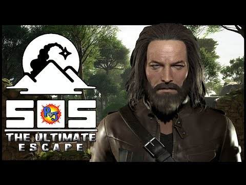 Escaping with the Relic Twice!   Let's Play SOS: The Ultimate Escape   Multiplayer Gameplay Win