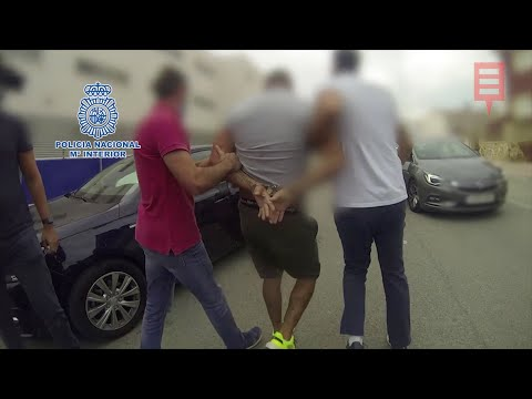 Detenido en Ceutí un fugitivo buscado por un homicidio y otros delitos