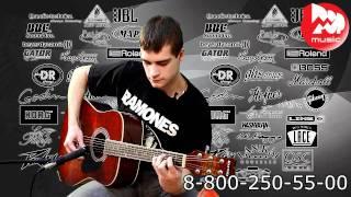 Гитара акустическая MARTINEZ FAW-51 CH