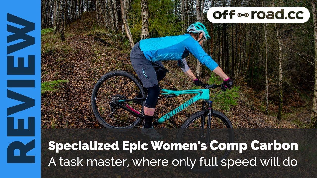 Review: Specialized Epic Women's Comp Carbon