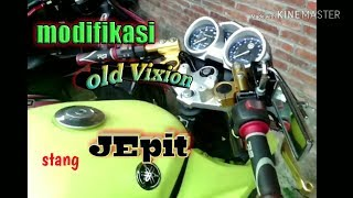 Download Video Modifikasi old Vixion stang jepit MP3 3GP MP4