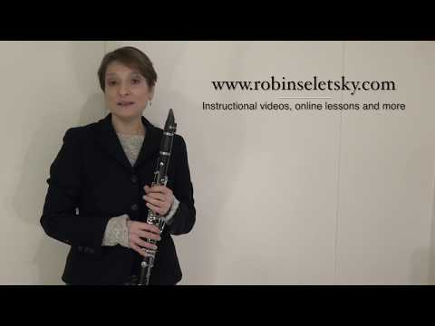 Learn Multiphonics on the Clarinet #2