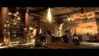 Deus Ex: Mankind Divided - All New Gameplay Trailer