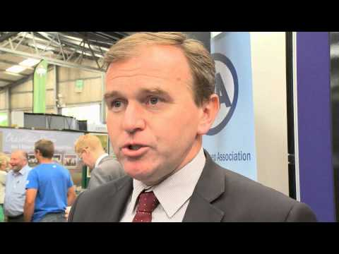 George Eustice - the future of the sheep industry (NSA Sheep Event 2014)
