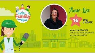 L' ADMR Vendée, Happy Family : Anne-Lise BRACHET