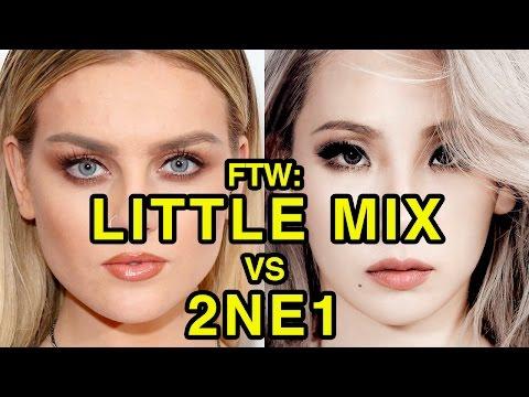 For The Win: Little Mix vs 2NE1