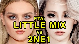 For The Win: Little Mix vs 2NE1 MP3