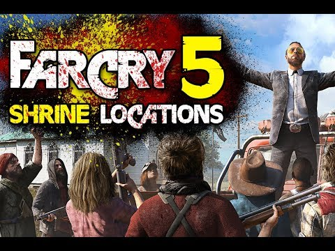 Far Cry 5 All Cult Shrine Locations False Idols Side Mission