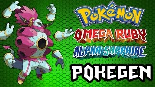 How to Pokegen in XY & ORAS with ONLY SD CARD - Get Hoopa and Volcanion (NO POWERSAVES)