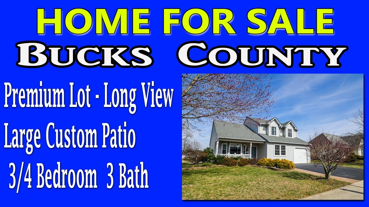 home for sale 3 bed premium lot 436 stanford rd fairless hills pa 19030 bucks county real estate
