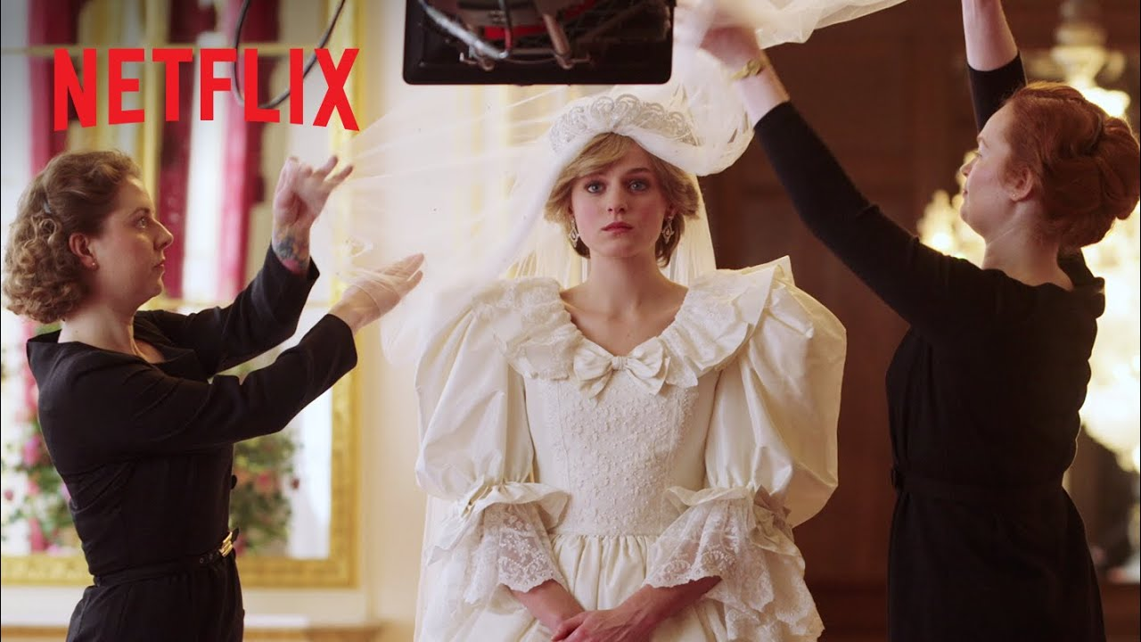 El vestuario en The Crown | Netflix