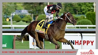 Vidéo de la course PMU H. ALLEN JERKENS S. PRESENTED BY RUNHAPPY