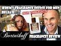 Jeremy's Fragrance Released & Bortnikoff Fragrances Reviewed