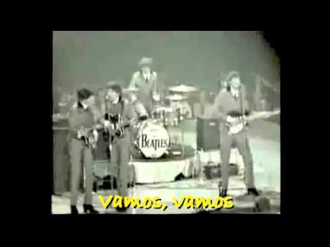 "The Beatles - ""Please Please Me"" subtitulada Album Please Please Me  (1963)"