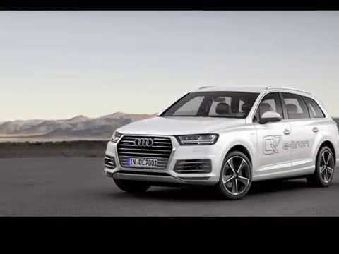 2016 Audi Q7 e-tron