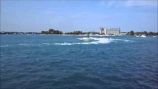 Sarnia International Offshore Powerboat Races 2014