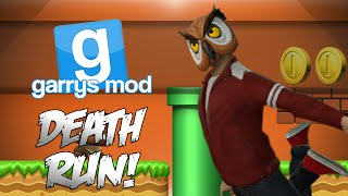 GMod Deathrun!  - SUPER MARIO BROTHERS FACEOFF! (Garrys Mod Funny Moments)