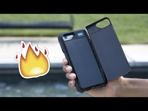 Unlimited iPhone Battery Case!