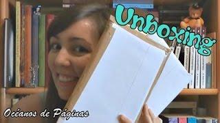 Unboxing nº 11, regalos y libros frikis